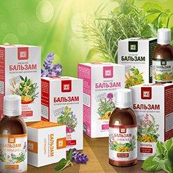 Аромабальзамы - целебная смесь экстрактов растений и эфирных масел 50 мл