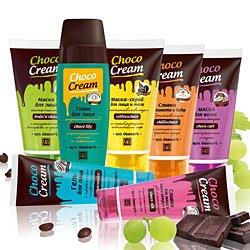 CHOCO CREAM – шоколадная косметика на основе какао