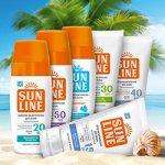 Солнцезащитная серия «Sunline»