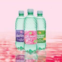 Воды ароматические с эфирными маслами в экономичной упаковке