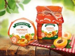Варенье из абрикоса с миндалем