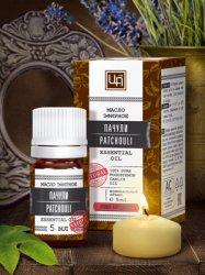 Эфирное масло Пачули
