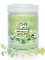 Соль для ванн и натираний «Антицеллюлит»