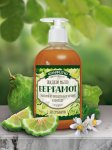 Бергамот - натуральное безсульфатное жидкое мыло