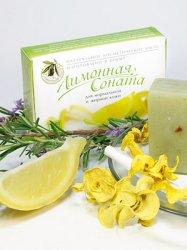Мыло «Лимонная соната»