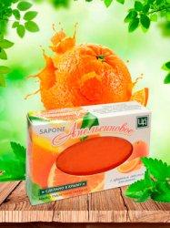 Мыло Sapone «Апельсиновое»