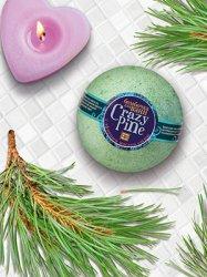 Бомбочка для ванн «Crazy Pine»
