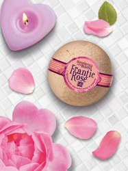 Бомбочка для ванн «Frantic Rose»