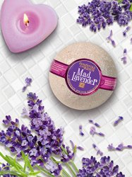 Бомбочка для ванн «Mad Lavender»