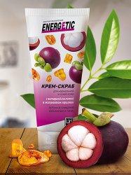 Крем-скраб «Energetic» для нормальной и сухой кожи