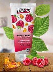 Крем-скраб «Energetic» для нормальной и жирной кожи