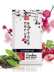 Сливки для тела «Магия Востока. Зеленый чай»