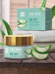 Aloe Jelly для жирной кожи лица