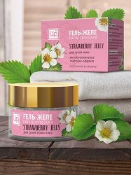 Strawberry Jelly для сухой кожи лица