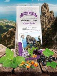 Чай «Крымская стевия. Скала Дива»